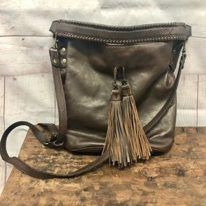 Patricia Nash Otavia Leather Bucket Bag